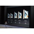 Apple pienensi akkua myös iPadistä