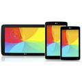 LG:ltä kolme uutta Android-tablettia