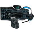 PC-pelaajille Logitechiltä uusi tuoteperhe