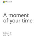 Microsoft esittelee uusia Surface-laitteita heti ensi kuun alkuun