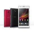 Sony præsenterer to nye Android smartphones