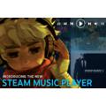 Steam lisäsi pelialustaansa musiikkisoittimen