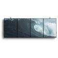 Microsoft esittelee valtavaa kosketusnäyttöä työkäyttöön: Tässä on Surface Hub 2