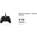 Microsoftilta uusi Xbox One -ohjain Windowsille