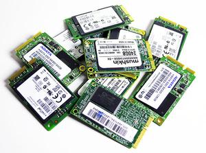 Artikel: 10 mSATA SSD'er sammenlignet