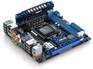 Artikel: Fire Z77-baserede mini-ITX bundkort, anmeldt