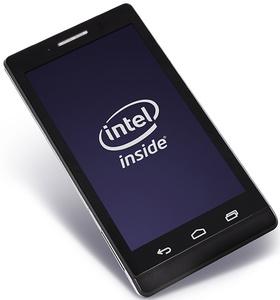 Artikel: Intel Clover Trail+ En ny smartphone-platform med Atom Z2580