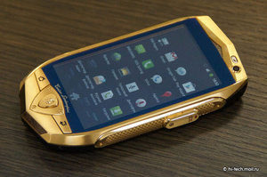 A look at the new Lamborghini Android smartphone and tablet