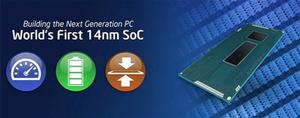 Intel lover 30 % bedre batteritider med 14 nm Broadwell og Airmont