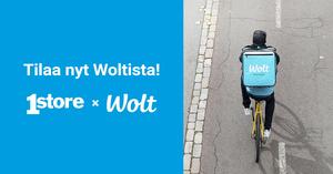 Helsingissä saa nyt tilattua Applen tuotteita suoraan kotiin Woltin ja 1Storen yhteistyön myötä