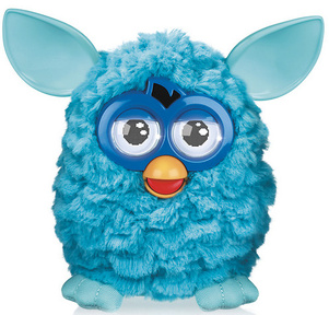 Furby is back, with LCD eyes