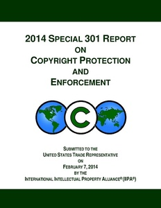 IIPA: Canada continues to be a hotspot for piracy, remains on watch list