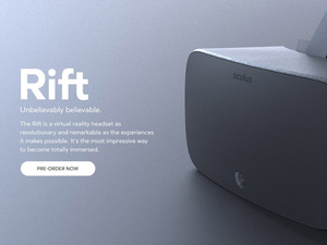 Oculus VR accidentally reveals pictures of consumer Rift headset