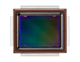 Canon builds a 250 megapixel camera sensor