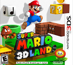 PETA goes after Super Mario 3D Land
