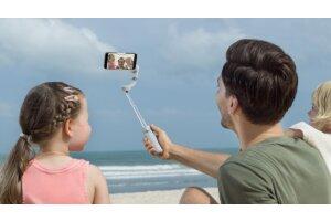 DJI julkaisi integroidulla jatkovarrella varustetun OM 5 -vakaimen älypuhelimella kuvaamiseen