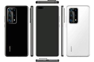 Huawein P40 Prossa on peräti seitsemän kameraa – Lupaa isoa zoom-aluetta