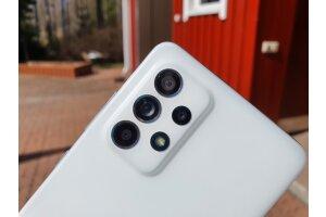 Samsungin seuraavat Galaxy A -sarjan puhelimet ovat saamassa parannusta kameraan