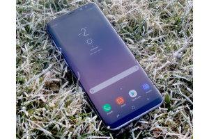Android Oreo -päivitykset lähtivät käyntiin Galaxy S8:lle