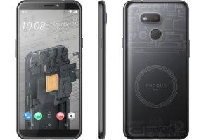 HTC:lta uusi lohkoketjupuhelin: Tässä on HTC Exodus 1s