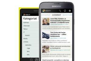 HIGH.FI Uutisvahti Windows Phonelle päivittyi - parasta uutissovellusta mitä Lumialle on tarjolla