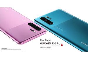 Huaweilta uusittu Huawei P30 Pro Android 10:llä ja uusilla väreillä