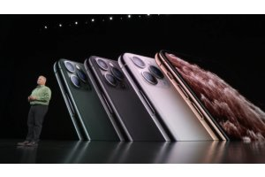 Apple julkaisi uuden huippupuhelimen: iPhone 11 Pro
