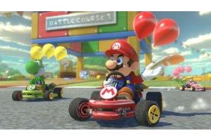 Mario Kart Tour saapuu pian Androidille, betatestaajia haetaan nyt