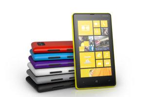Älypuhelin budjetilla: Nokia Lumia 820