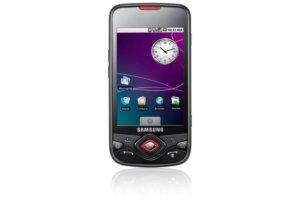 Testissä Android 2.1:llä varustettu Samsungin Galaxy Spica