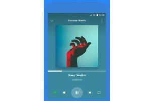 Spotify julkaisi kevyemmän soittimen vanhoille Android-laitteille