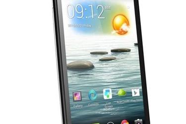 Acerilta keskihintainen jättiluuri: Liquid S1 5,7 tuuman näytöllä
