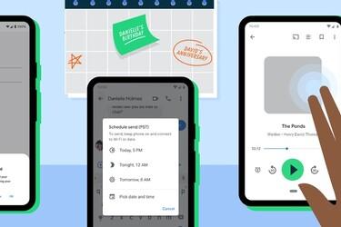 Nämä 6 ominaisuutta saapuvat Androidiin kevään aikana: ilmoitus vuotaneista salasanoista, Google Maps tumma teema ja muuta