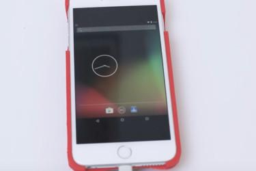Hakkeri kokeili: Androidin käyttö onnistuu iPhonellakin