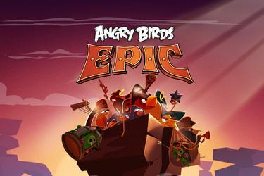 Rovion vuoropohjainen roolipeli Angry Birds Epic saapuu Androidille ja iOS:ille