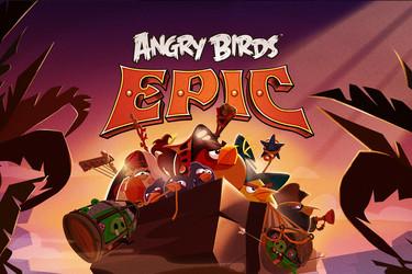 Kotaku: Angry Birds Epic onkin vuoropohjainen roolipeli