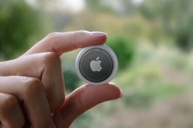 Applen AirTag-paikannin auttaa pitämään esineet tallella