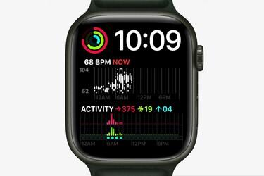 Apple Watch Series 7 -älykello on kestävämpi ja sisältää isomman näytön