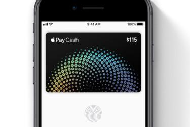 Apple Payhin tulossa myös rahasiirrot