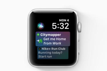 Uuden Apple Watchin näytölle mahtuu aikaisempaa enemmän sisältöä!