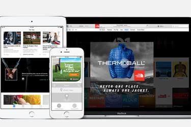 Apple ei aio enää tehdä rahaa mainoksilla