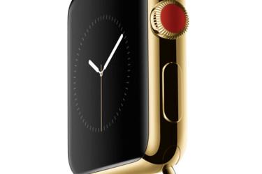 Apple: Watch ei ole perinteinen luksustuote