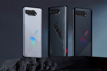 Asuksen uudet ROG Phone 5S -pelipuhelimet sisältävät Snapdragon 888 Plus -järjestelmäpiirin