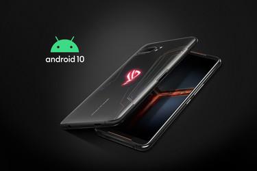Android 10 -päivitys saatavilla Asus ROG Phone II:lle
