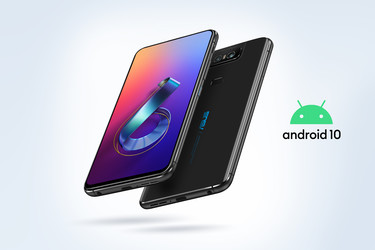 Android 10 -päivitys saatavilla Asus ZenFone 6 puhelimelle