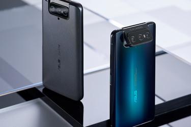 Asus julkisti ZenFone 7 -sarjan puhelimet: kääntyvä kolmoiskamera