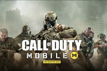 Hittiräiskintäpeli Call of Duty julkaistaan älypuhelimille