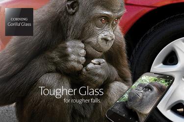 Älypuhelimiin tulossa uusi lasi – Kestää naarmutusta yhtä hyvin kuin safiiri