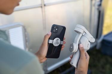 DJI julkaisi OM 4 -gimbaalin uudenlaisella magneettisella kiinnityksellä