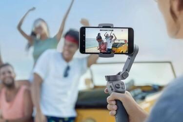 Päivän diili: DJI Osmo Mobile 3 -gimbaali nyt 79 eurolla - säästä 30 euroa